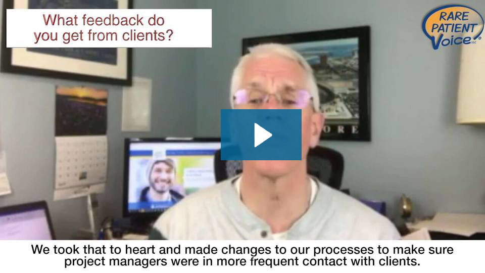 What Feedback Does RPV Get From Clients