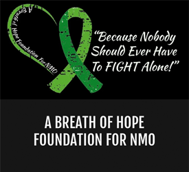 A Breath of Hope for NMO
